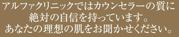 アルファクリニック銀座カウンセリング